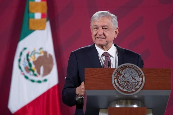 López Obrador cree que nueva caravana migrante busca influir en comicios EEUU