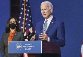 """Biden: """"Estados Unidos está de vuelta"""""""