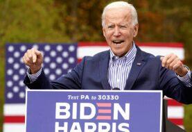 """Biden vuelve al hogar de su niñez y escribe: """"De aquí a la Casa Blanca"""""""