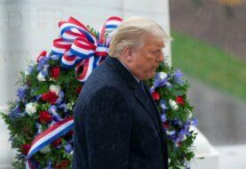 Biden y Trump homenajean a los excombatientes en el Día de Veteranos