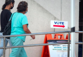 Supremo de Texas rechaza un intento republicano de anular 127.000 votos