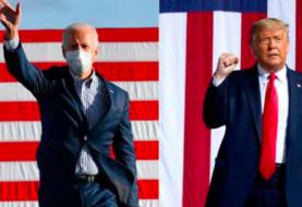Biden gana otros 7 estados y Trump, 5, según proyecciones de medios