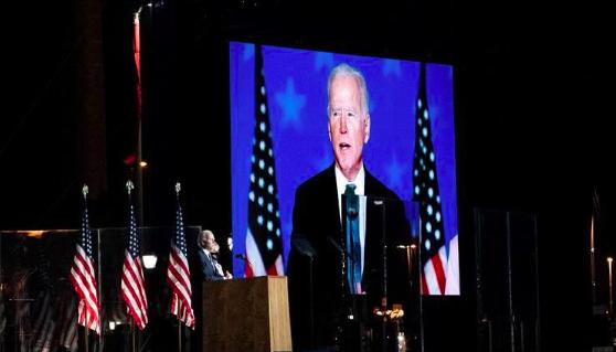 """Biden: """"Nadie nos va a quitar nuestra democracia, ni ahora ni nunca"""""""