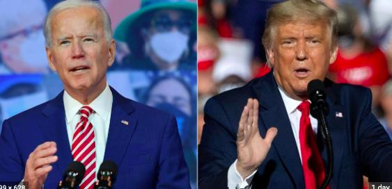 Biden roza la victoria mientras Trump desafía el escrutinio en tres estados