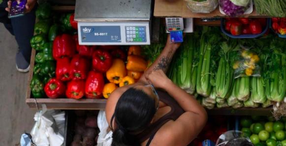 Inflación acumulada de Venezuela se ubica en 1.798,57 %, según el Parlamento