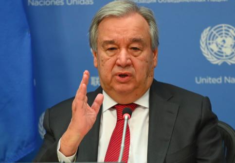 """Guterres: La vacuna de la covid tiene que ser """"un bien público para todos"""""""