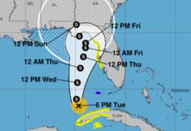Huracán Eta se acerca y moviliza la zona de la Bahía de Tampa en Florida