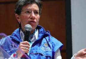 Exilio venezolano declara persona non grata a la alcaldesa de Bogotá