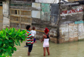 Iota deja destrucción en el Caribe de Nicaragua e inundaciones en el Pacífico