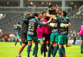 Puebla elimina al campeón Monterrey
