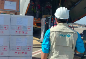Llegan a Venezuela 32 toneladas de ayuda internacional con dotación médica