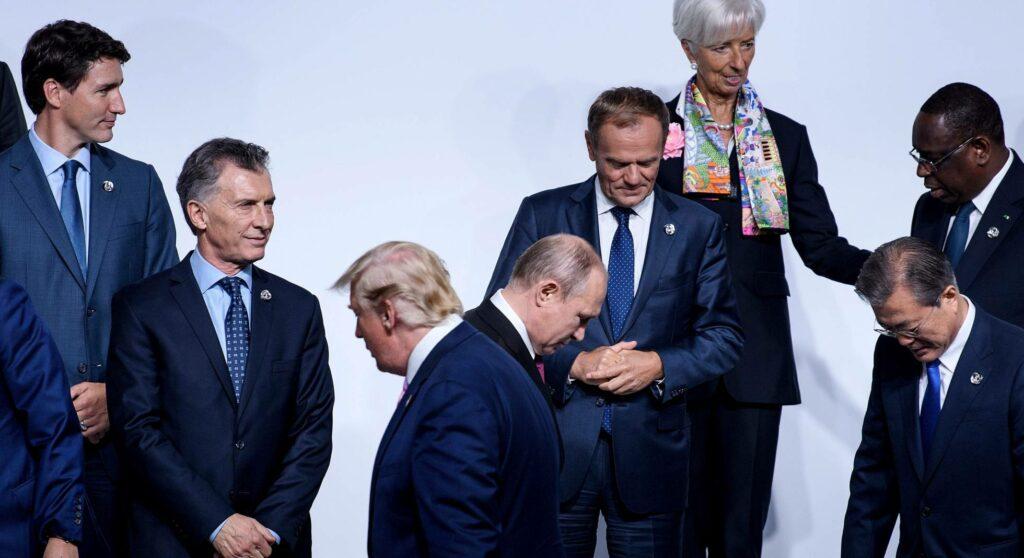 Cumbre de G20 busca poner base para recuperación sostenible