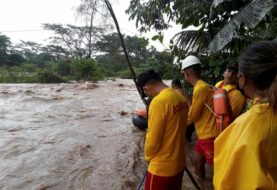 Eta dejaría en Honduras entre 200 y 300 milímetros de lluvia