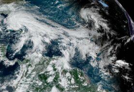 Eta descarga lluvias y viento sobre la Florida