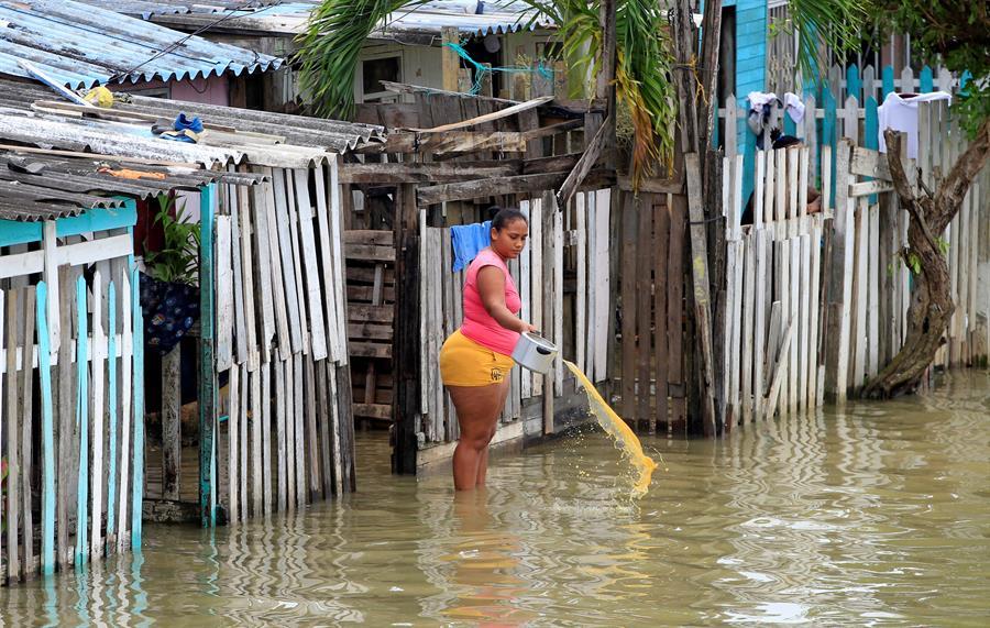 Huracán Iota alcanza la categoría 4 y se acerca a Centroamérica