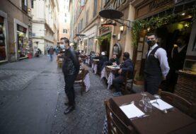 Italia impondrá 3 fases de riesgo y un toque de queda para frenar el COVID-19