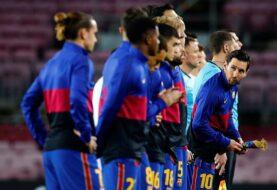 """Koeman sobre Messi: """"Su actitud es muy buena, no entro en polémicas"""""""