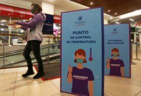 Economía chilena cae el 5,3 % en septiembre