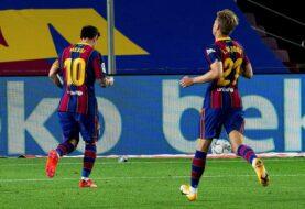 Messi y de Jong se quedan en Barcelona