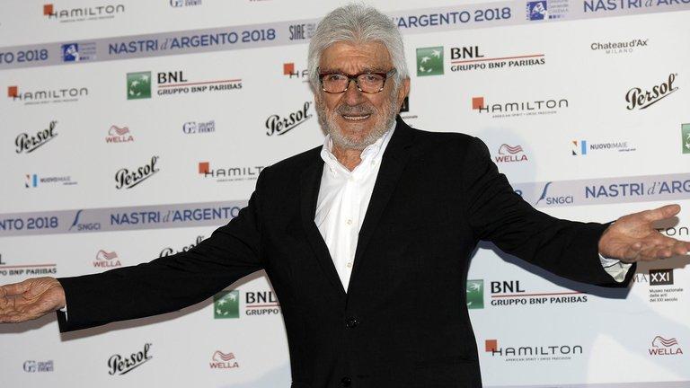 Actor italiano Gigi Proietti muere a los 80 años