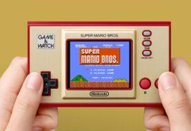 Nintendo reedita la icónica Game & Watch