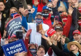 Partidarios de Trump en Florida planean marcha en Washington