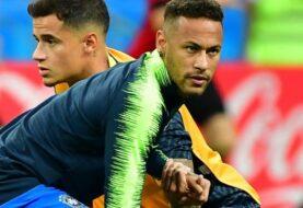 Sin Neymar Brasil se enfrentará a la Vinotinto