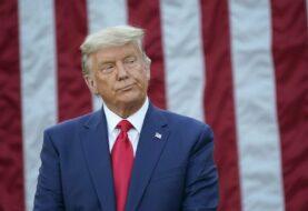"""Trump apunta que dejará la Casa Blanca mientras reitera denuncias de """"fraude"""""""