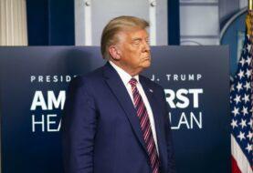 Trump insinua que dejará el cargo, si el colegio electoral vota por Biden
