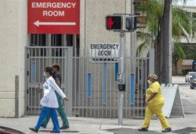 Florida acumula más de 820.000 casos de covid-19 y más de 17.000 muertes