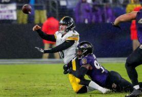Steelers-Ravens no se jugará en Thanksgiving por contagios de covid-19