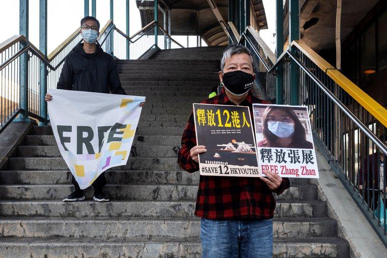 Bachelet pide a China liberar a la periodista que informó del coronavirus