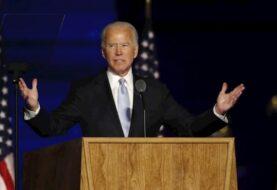 Biden anuncia un homenaje a las víctimas de covid-19