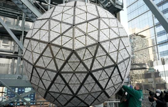 Bola de Times Square, la luz al final de 2020