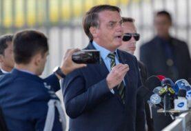 """Bolsonaro califica de """"farsa"""" el resultado electoral en Venezuela"""