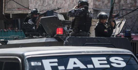 Más de 18.000 asesinatos en Venezuela por cuerpos de seguridad, según la OEA
