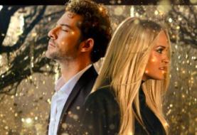 "David Bisbal canta junto a Carrie Underwood en ""Tears of Gold"""