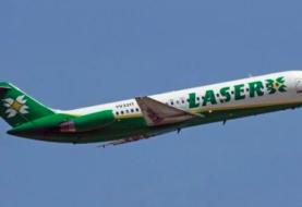 Laser suspende vuelos entre Caracas y R.Dominicana tras positivos de covid-19