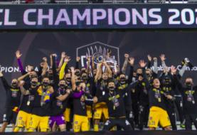 Tigres se llevan su primer título de la Liga de Campeones Concacaf