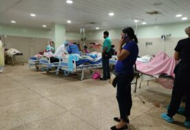 Continúan hospitalizados 27 heridos por una explosión de gas en Venezuela