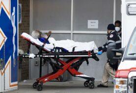 Estados Unidos rompe con 3.784 su récord diario de muertos por covid-19