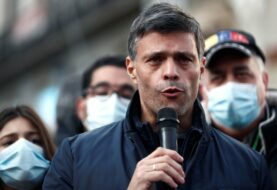 Leopoldo López viaja a Colombia a afianzar el frente internacional contra Maduro