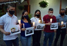 Periodistas rechazan y piden justicia por el asesinato de colega en Colombia