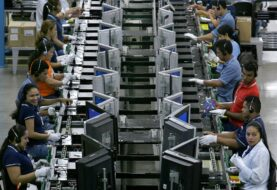 Producción industrial en México cae un 3,3 % anual en octubre