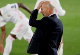 """Zidane no piensa en su cargo: """"El club hará lo que tenga que hacer"""""""