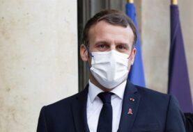 Presidente de Francia Emmanuel Macron da positivo por coronavirus