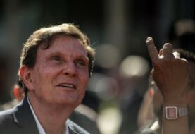 Alcalde de Río de Janeiro es detenido a nueve días de concluir su mandato