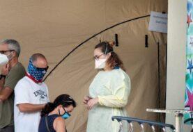 Florida agrega casi 10.000 casos nuevos de covid-19 y 97 decesos