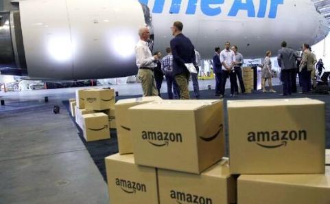 Amazon amplía su flota aérea con la compra de 11 aviones