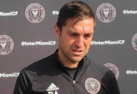 Uruguayo Diego Alonso dejará de entrenar al Inter Miami